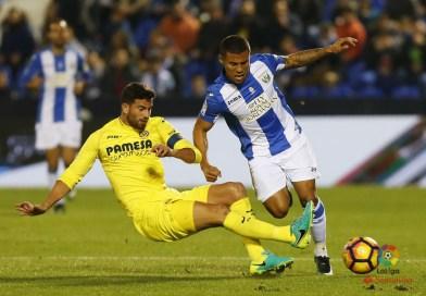 Leganés y Villarreal firman tablas en un disputado partido