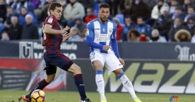 Reparto de puntos entre Leganés y Eibar