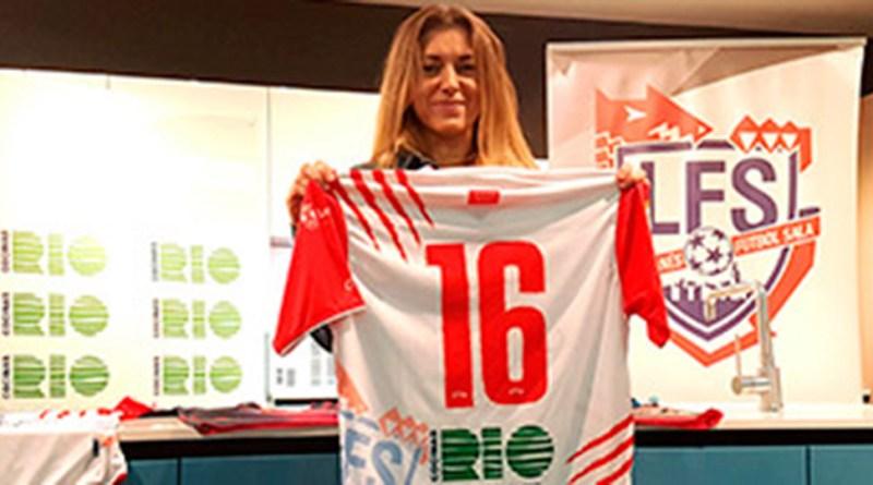 Julia Forsiuk Futbol Sala Leganes