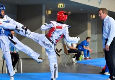 "Irene Laguna, del Club Sanchez-Élez: ""Mi meta es darlo todo en la final del Mundial de Taekwondo de Corea"""