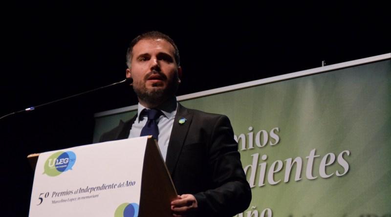 ULEG acusa al alcalde de Leganés de haber pagado una comida del PSOE con fondos públicos