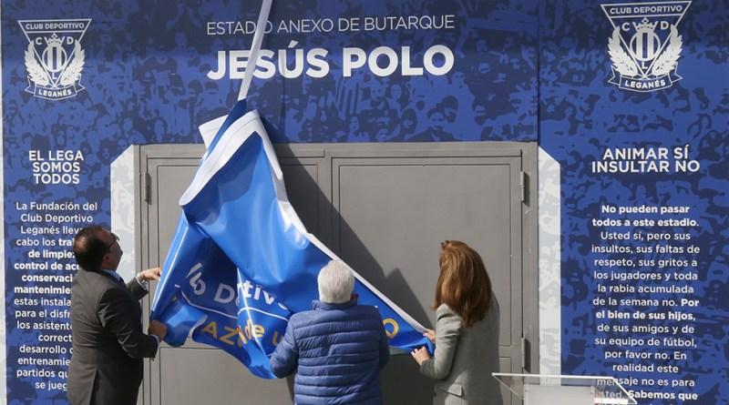 Estadio Jesus Polo de Leganés