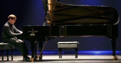 El Concurso Internacional de Piano Ciudad de Leganés llena de la mejor música clásica el teatro José Monleón