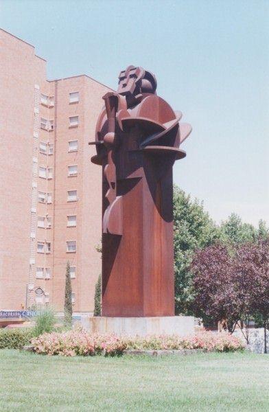 Hermanos Rejon Leganés monumento
