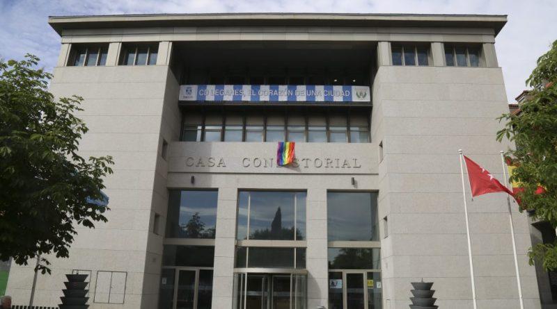 Leganés contra la homofobia LGTBI