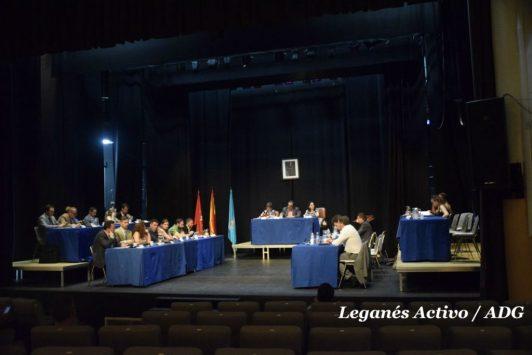 Debate Estado de la Ciudad Leganes