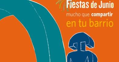 Las Fiestas de los barrios copan el fin de semana del 22 al 25 de junio