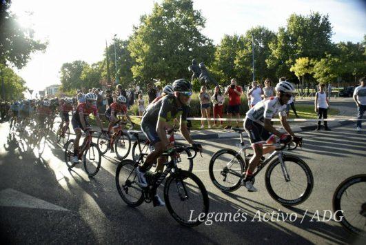 Alberto Contador ultima Vuelta Leganes