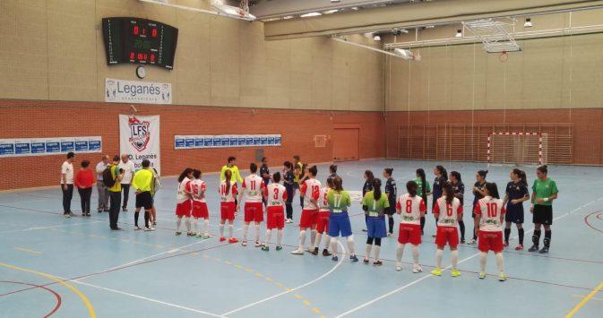 CD Leganes FS Femenino Futsi Atletico