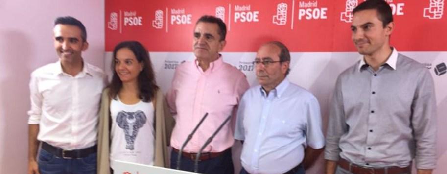 Secretario General PSOE Madrid