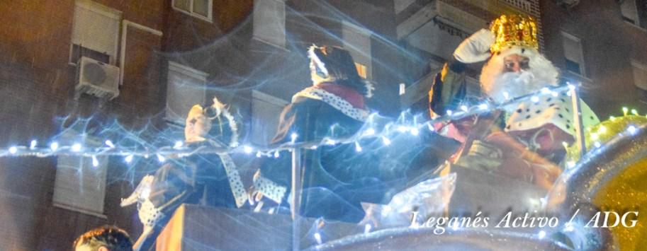 Cabalgata de Reyes Leganés