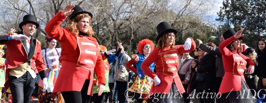 Carnaval de Leganés 2018