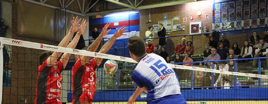 Voleibol Leganes masculino