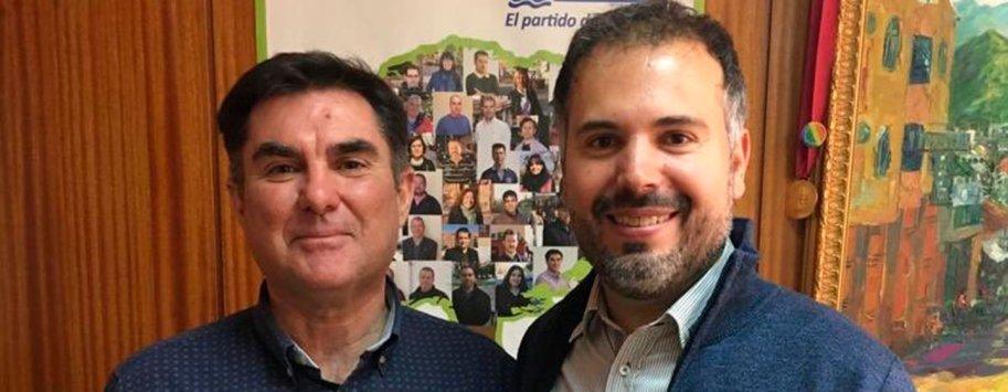 Antonio Almagro denuncia Santiago Llorente
