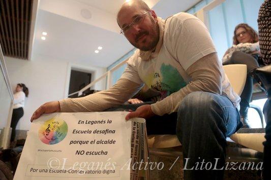 AMPA Escuela de Musica y Conservatorio Manuel Rodriguez Sales de Leganés