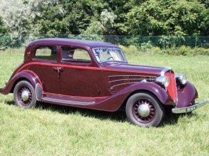 1935: Simca-Fiat 11 cv