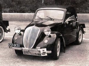 1936: Simca 5