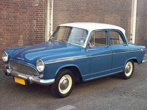 1958: Simca Aronde P 60