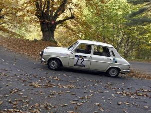 1967: Simca 1100
