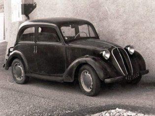 1937: Simca 8