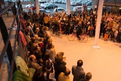 (c) Thierry Giraud - 24 septembre 2015 - Inauguration du Garage