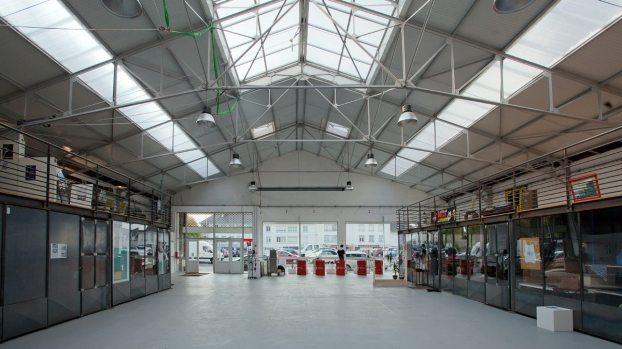 Location de l'espace EXPO du Garage