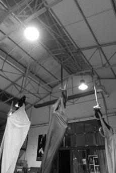 (c) Thierry Giraud | 22 novembre 2015 | Compagnie Drapés Aériens | Stages de tissus aériens