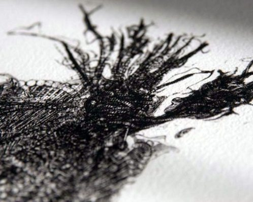 David Cragné | Neverborn Thought IV. (detail)