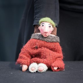 (c) Thierry Giraud   Monsieur O   4 & 5 avril 2016   Cie. Sapperlipuppets   Spectacle Musical de Marionnettes à doigts