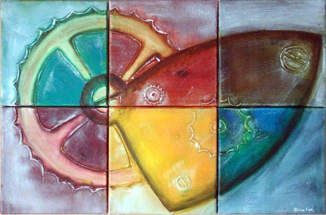 A.sO Van Nuvel - Purple Terebenthine / Artiste Pluridisciplinaire