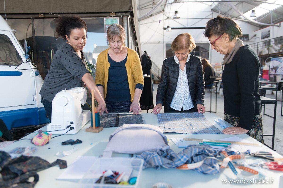 4 février 2017 | Journée recycle ta Mode au Garage | Photo (c) Thierry Giraud