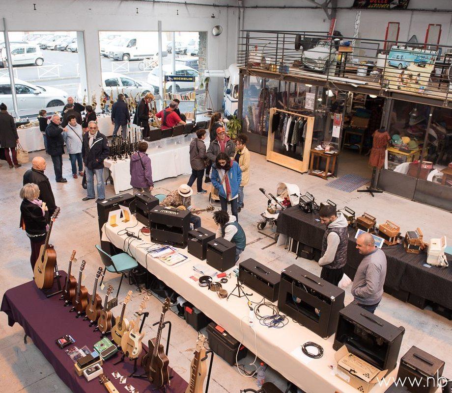 Thierry Giraud   21 et 22 octobre 2017   Organum   Salon des instruments de musique au Garage