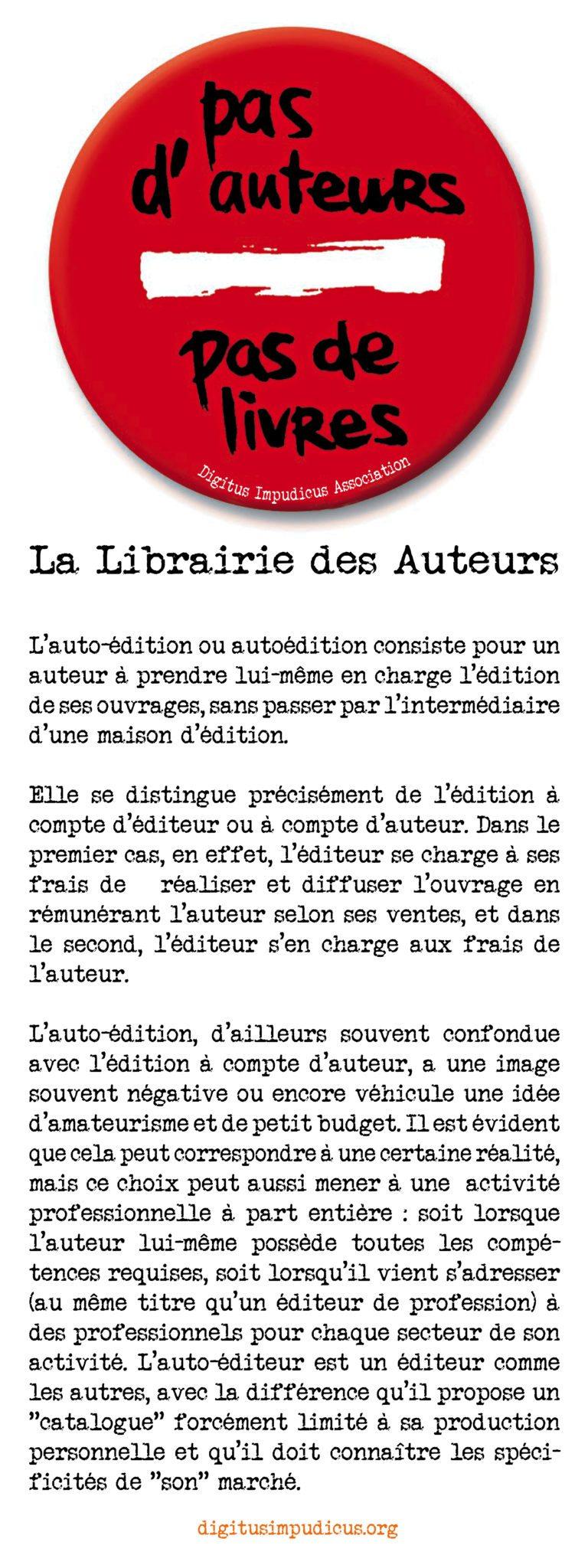 """Ouverture de la""""Librairie des Auteurs"""" au Garage, 40, rue des Halles, 44600 Saint-Nazaire le 10 décembre 2017."""