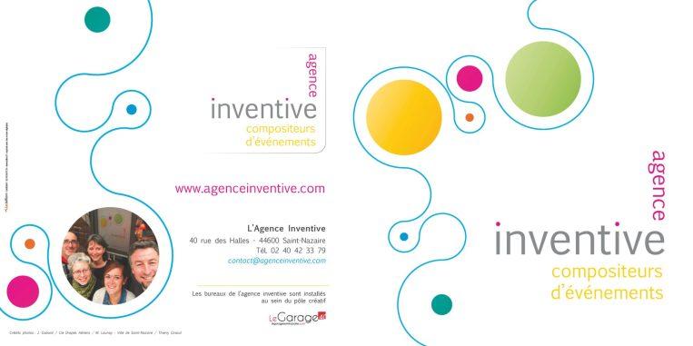 L'Agence Inventive / Nouveau visuel