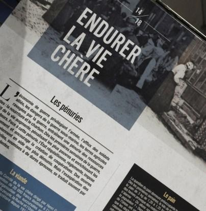 5 au 11 novembre 2018 / Expo / Les Nazairiens dans la Grande Guerre (c) Éric-Philippe Loiselet