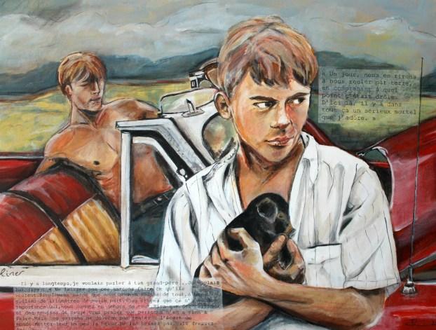 Rozenn Gaudicheau Raffin - Artiste peintre