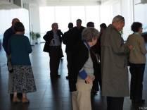 Inside Tanger Med Visitors Center