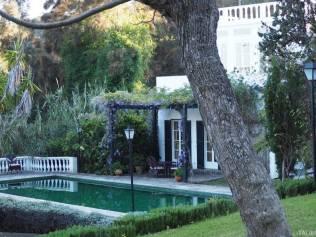 Gardens at the Villa of Elena Prentice