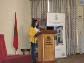 Fadma Ait Mous' opening remarks