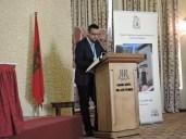 Ouissam Hanni presenting