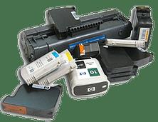 Lege cartridges inleveren in Belgie, Inzamelen voor het goede doel