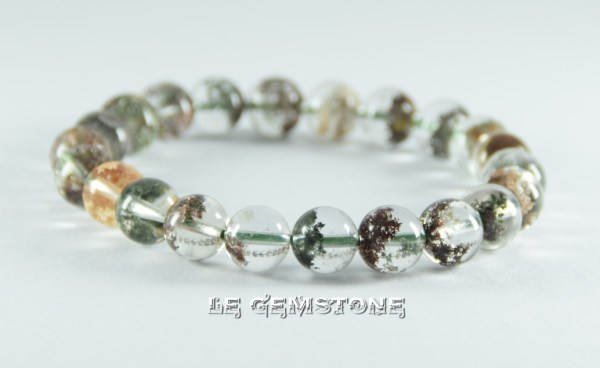 Phantom Quartz Stretch Bracelet