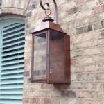 Vulcan II Copper Wall Box