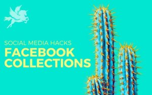 Social media hacks: Using Facebook Collections to save content
