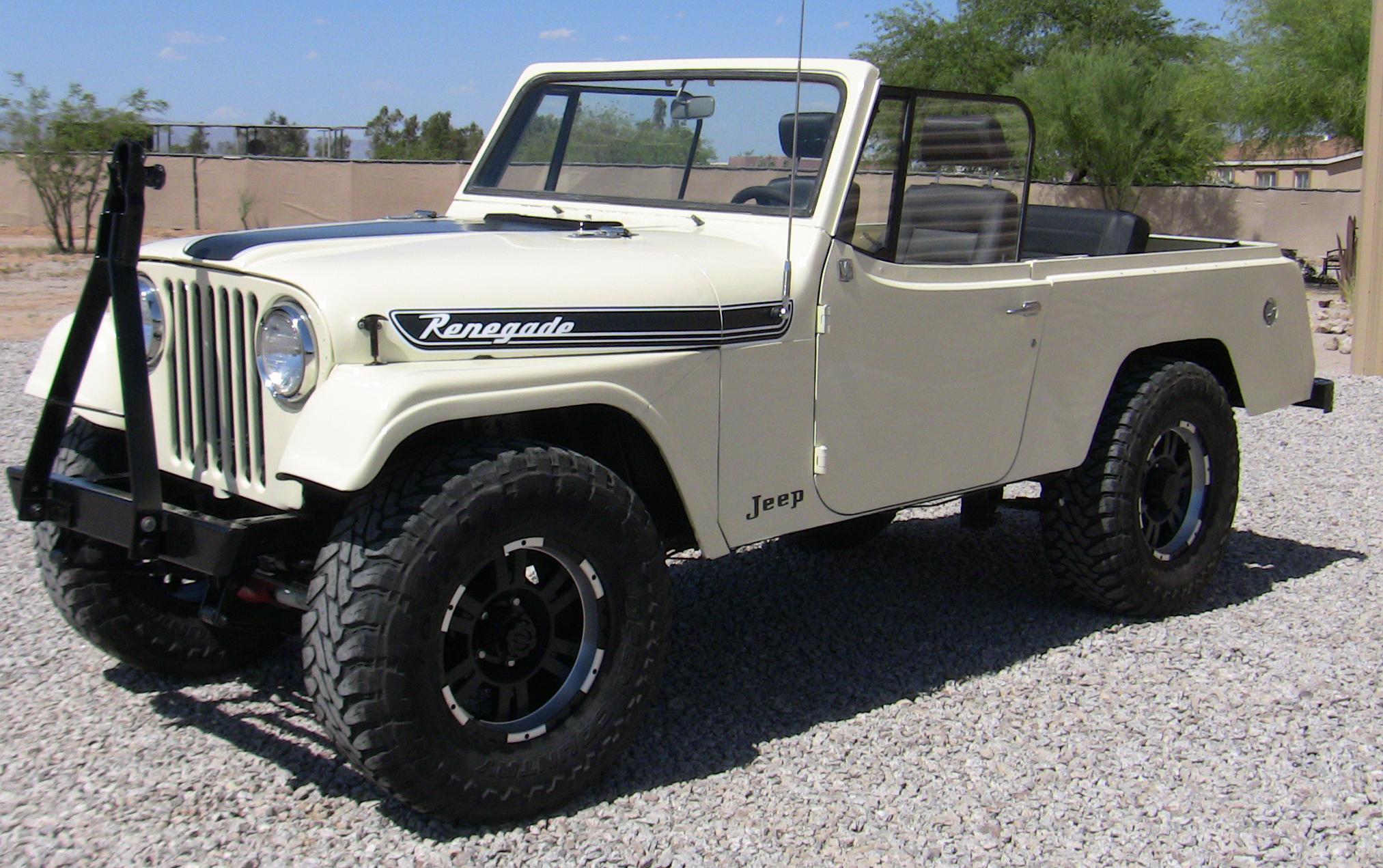 1968 Jeep Commando Custom Legendary Trucks Inc