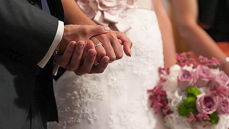 bruiloftband