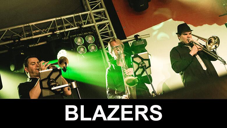 coverband blazers