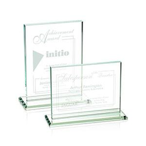 Appreciation award plaques