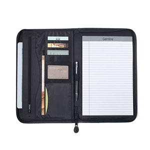 Folio with legal pads
