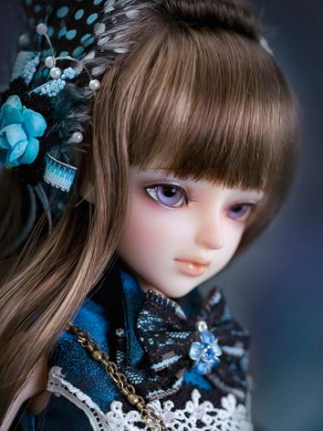 AS AgencyBJD Thea Girl 42cm Ball Jointed DollMSD Size